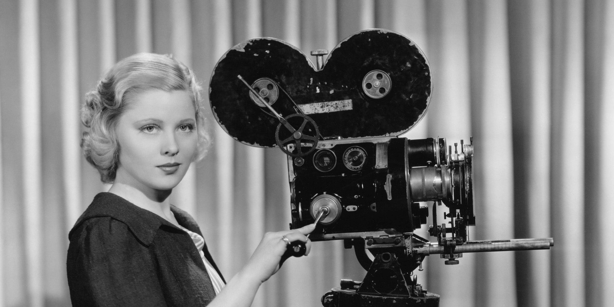 If you're a woman who has often considered venturing into the realm of movie criticism, we urge you to step up and get involved – the industry needs you!