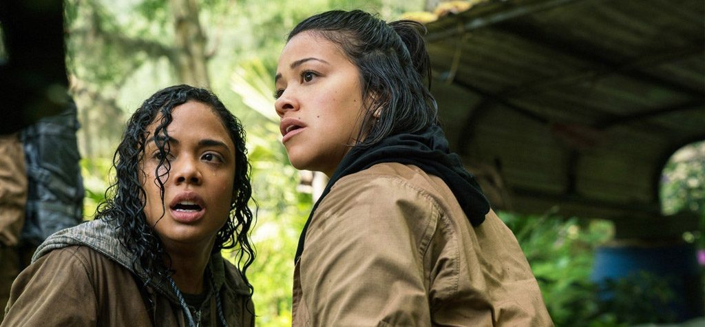 Gina Rodriguez in 'Annihilation'