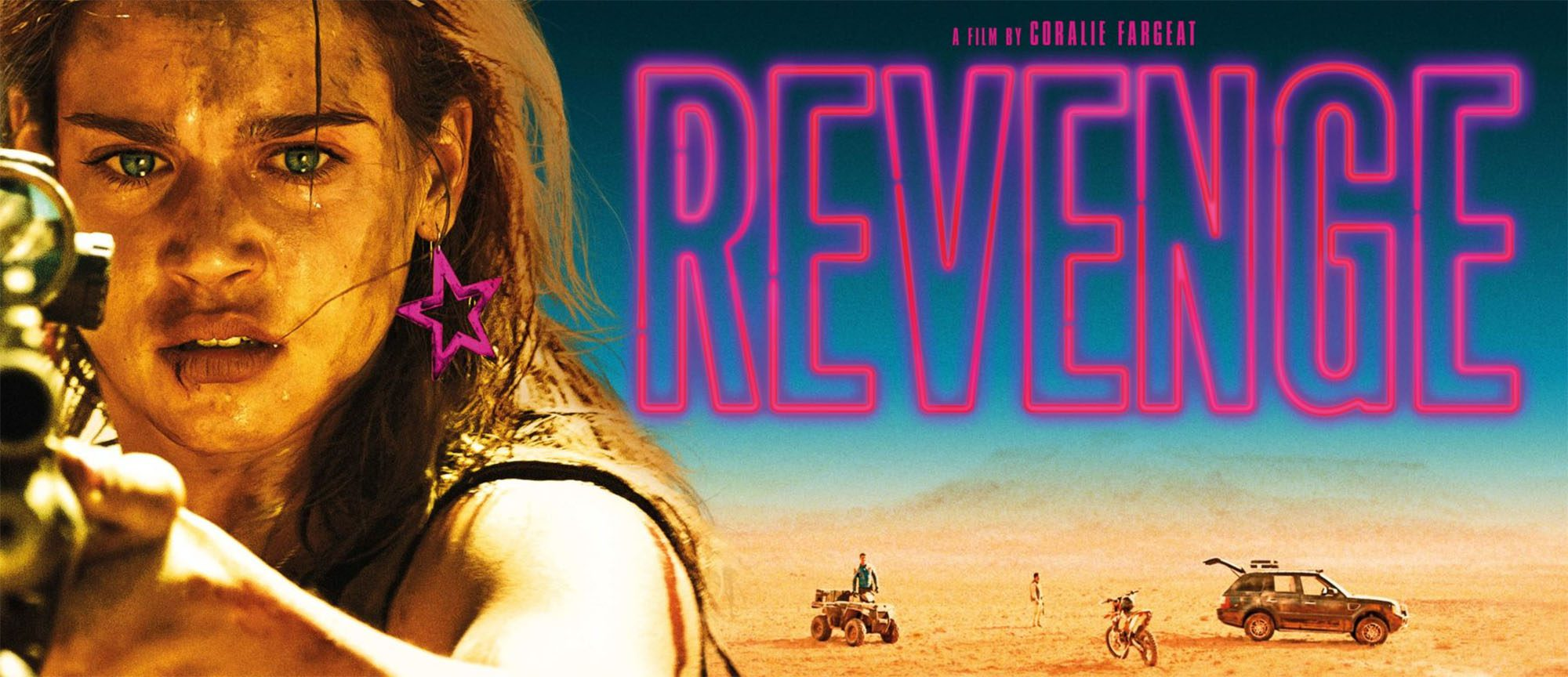 Following the release of Coralie Fargeat's hard-hitting thriller 'Revenge', we're taking a look at some of the best female revenge films from the past several decades. Load 'em up, girls – it's hunting time!
