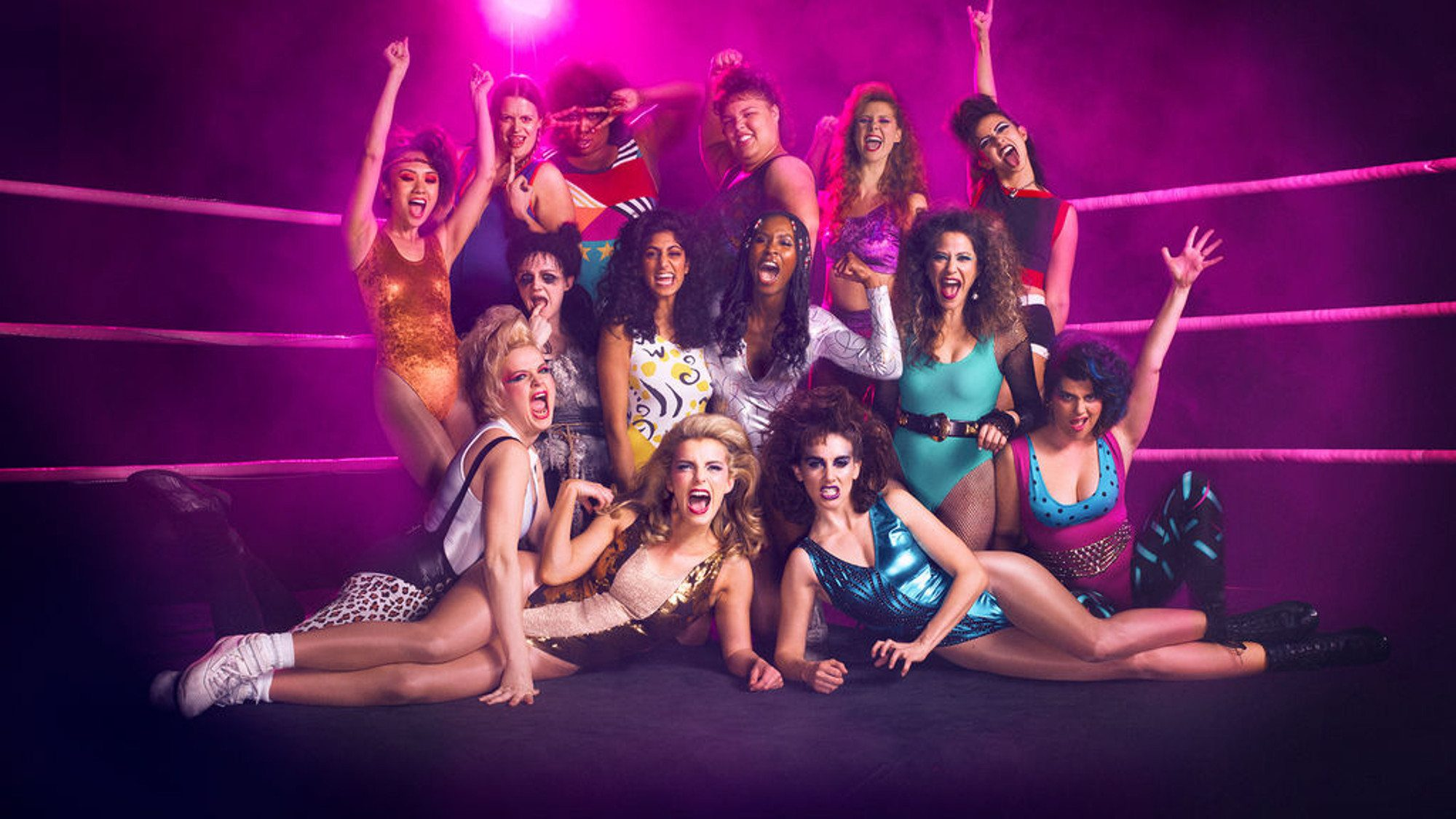 'GLOW' style: How to dress like a Gorgeous Lady of Wrestling