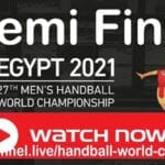 Don't miss the handball semifinal! Here's how you can watch the 2021 championship online for free so you won't miss a thing.