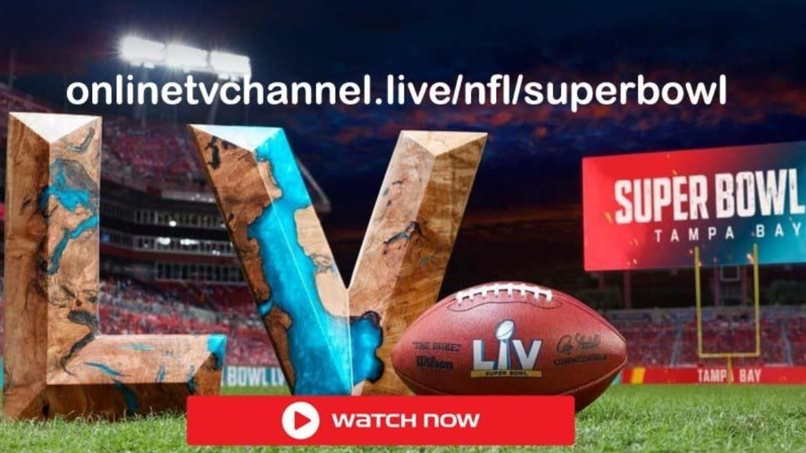 Super Bowl LV is finally here. Learn how to live stream the championship game for free online.