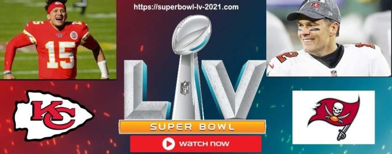 It's time for Super Bowl LV. Discover how to live stream the Buccaneers vs Chiefs football game for free online.