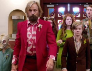Captain Fantastic combines humor with heartbreak in a rather heavy-handed fashion as the children experience the outside world for the first time.