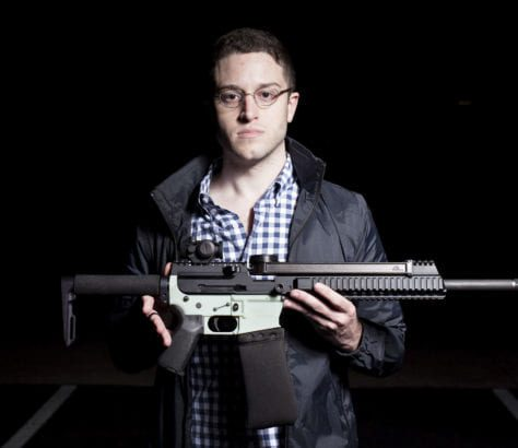 Welcome to the crypto-utopia of Cody Wilson and Amir Taaki, two of the subjects of director Adam Bhala Lough's documentary, The New Radical.