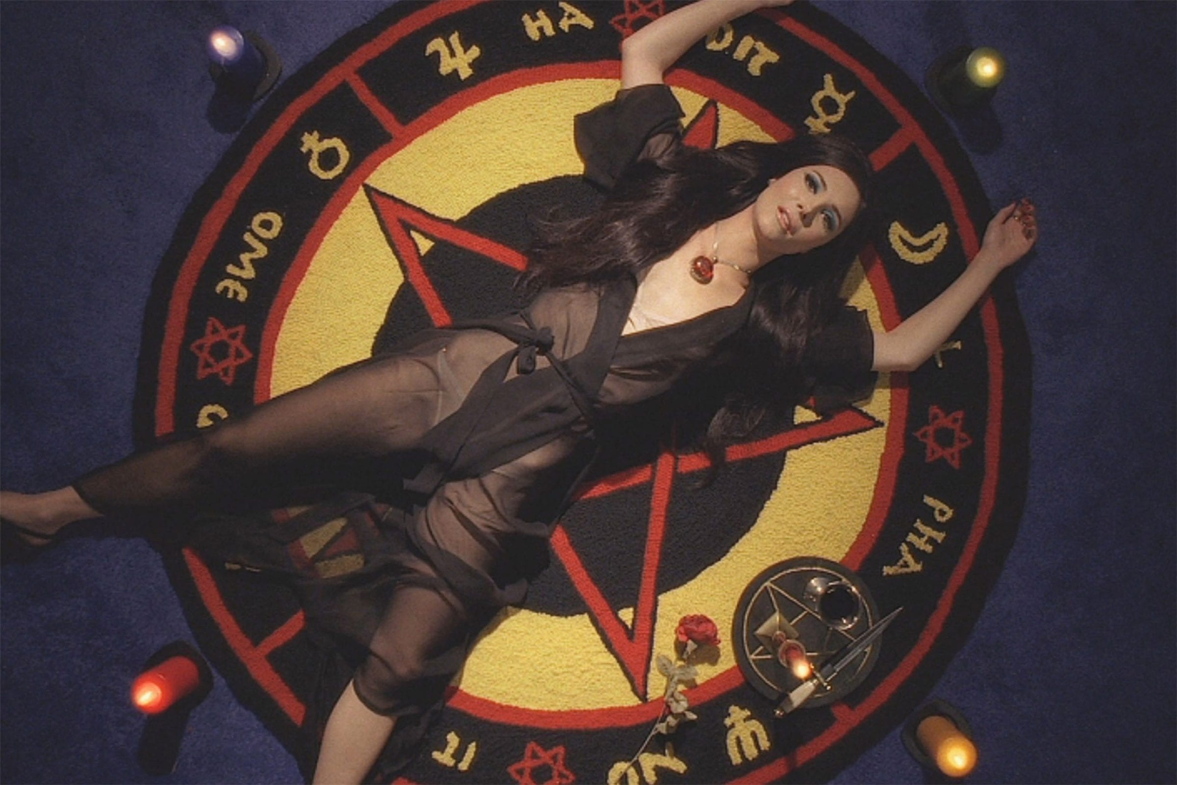 Anna Biller wrote, directed and very carefully constructed the universe where 'The Love Witch' resides, a painstaking seven-year journey.