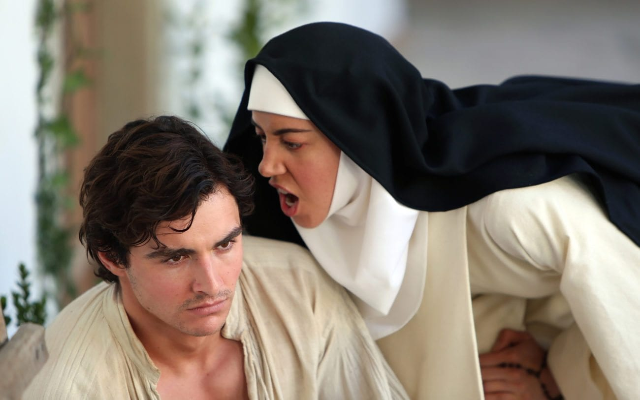 Gunpowder & Sky have debuted the trailer for Jeff Baena's upcoming Monty Pythonesque comedy 'The Little Hours' ahead of its theatrical release next month.