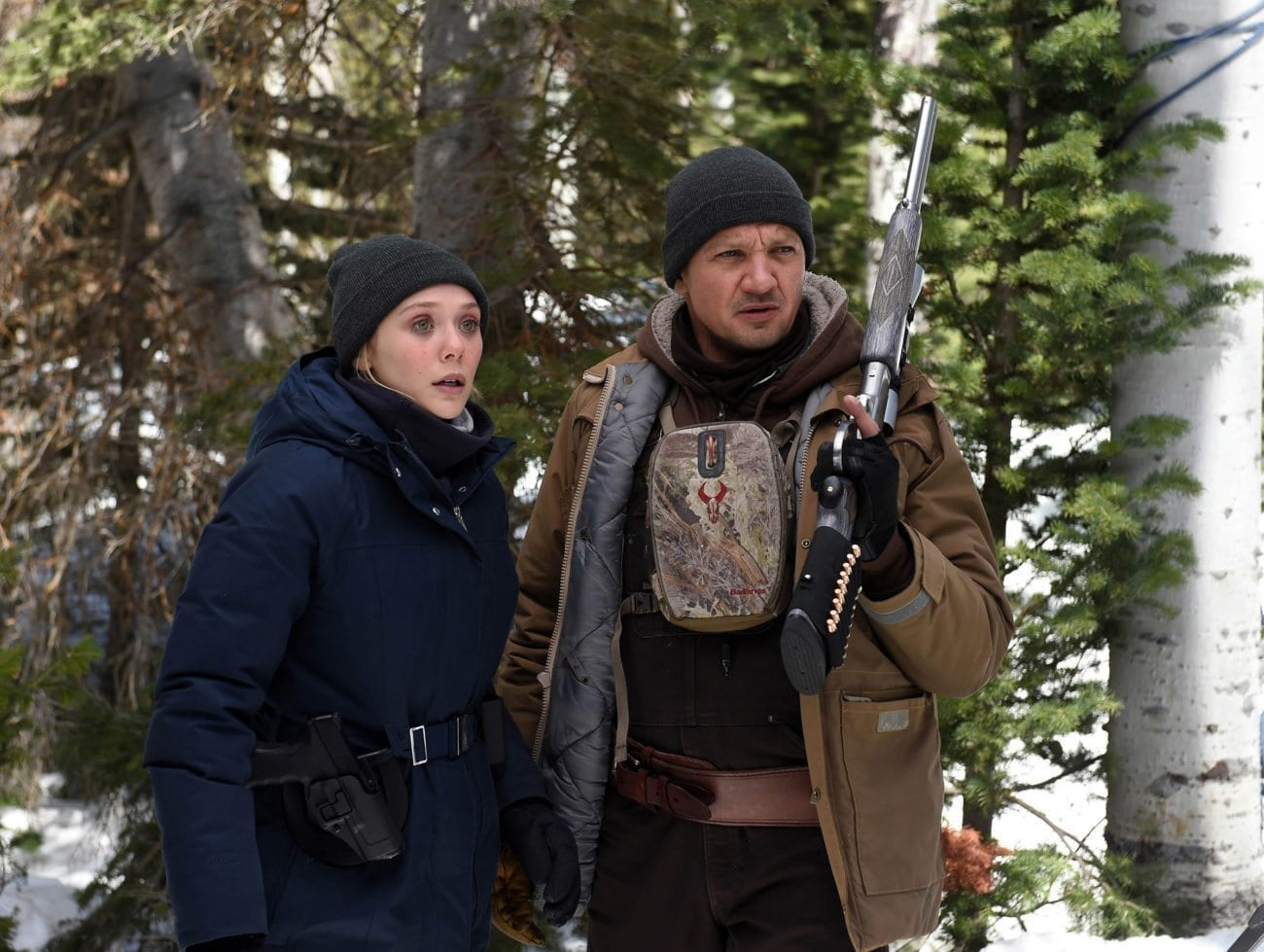 The Weinstein Company has debuted the first trailer for Taylor Sheridan's 'Wind River', set for theatrical release this August.