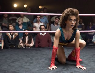 'GLOW', Jenji Kohan's radiant new Netflix show about famed television franchise 'Gorgeous Ladies of Wrestling', proves everything she touches turns to gold.