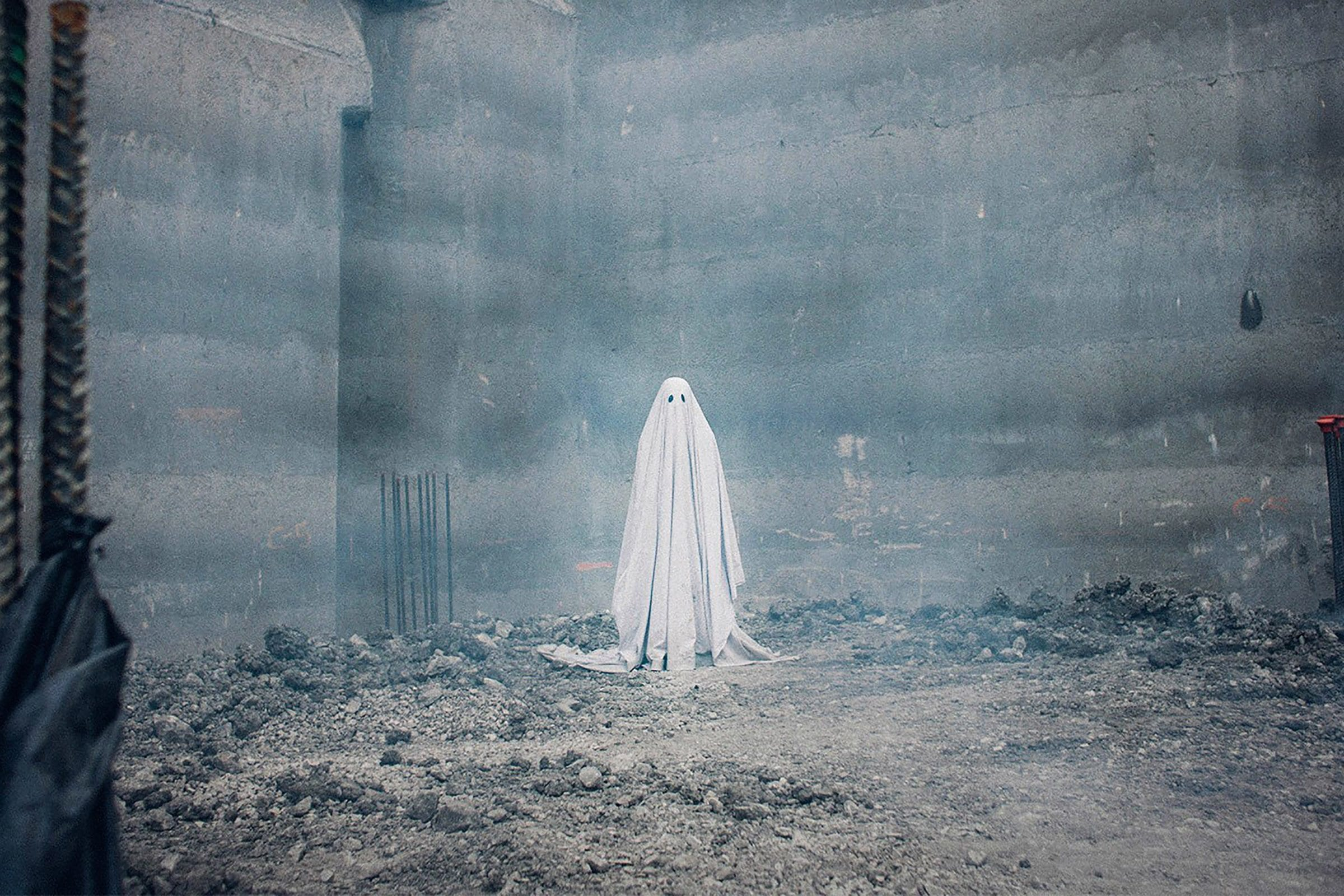 """'A Ghost Story', directed by David Lowery, is pegged as a """"singular exploration of legacy, loss, and the essential human longing for meaning""""."""