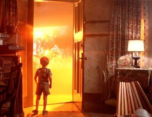Sony Pictures has debuted a teaser hinting at a potential re-release of Steven Spielberg's science-fiction classic 'Close Encounters of the Third Kind'.