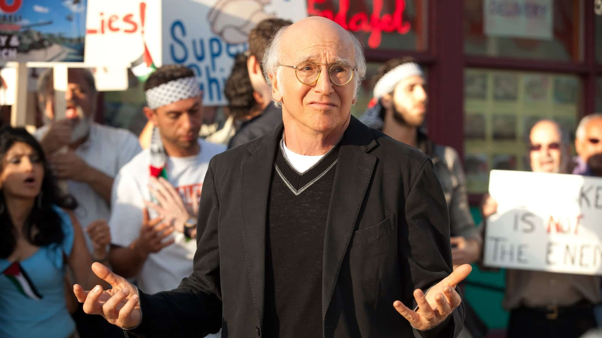 A six-year hiatus is over. Larry David's 'Curb Your Enthusiasm' season 9 finally has an airdate: HBO's beloved comedy will return on October 1st.