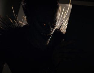 'Death Note' follows a high school student who finds a supernatural notebook allowing him to kill anyone whose name he writes down in it.