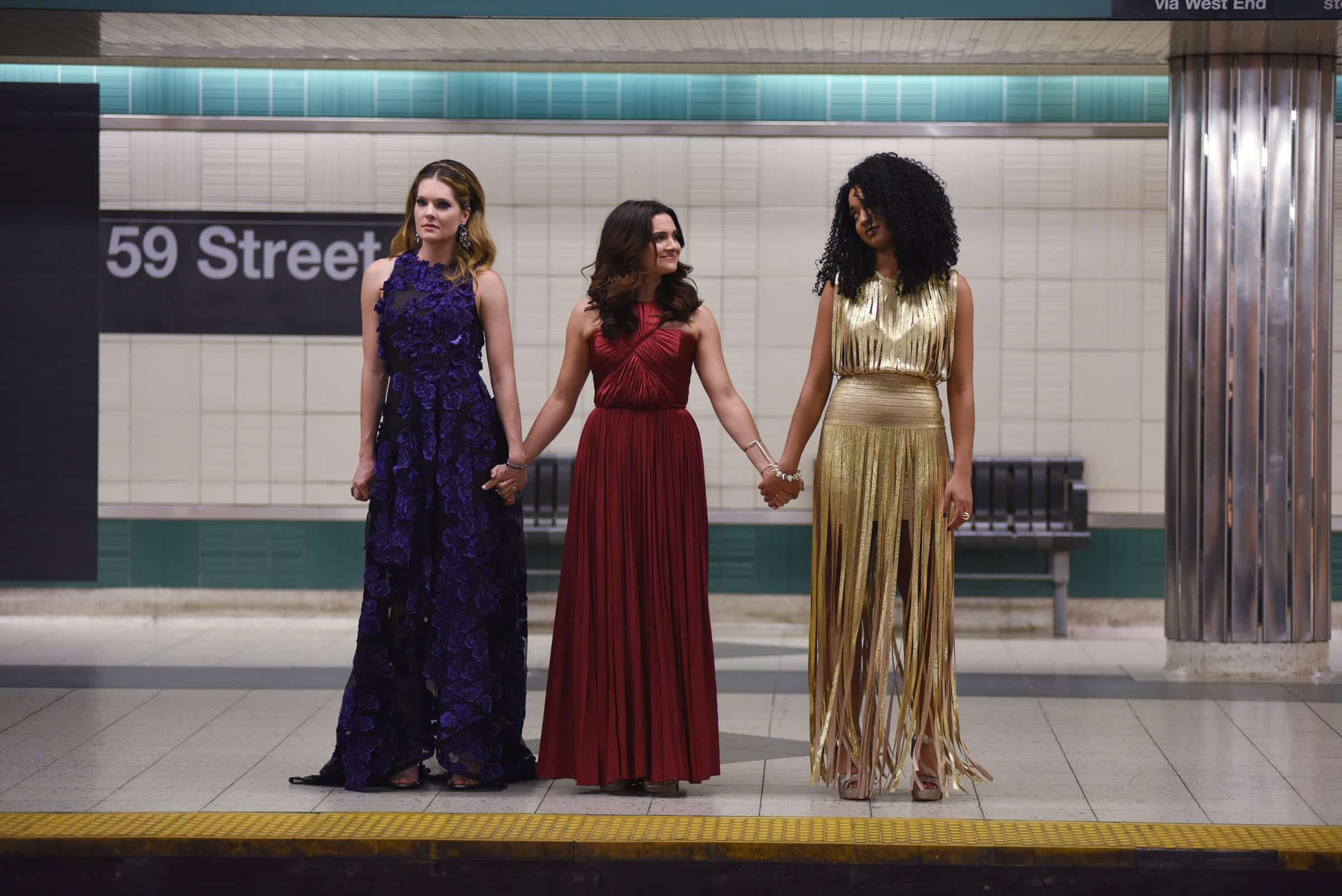 'The Bold Type' is the newest original series targeted towards the yillenial (14- to 35-year-old) demographic from Freeform (a Disney subsidiary).