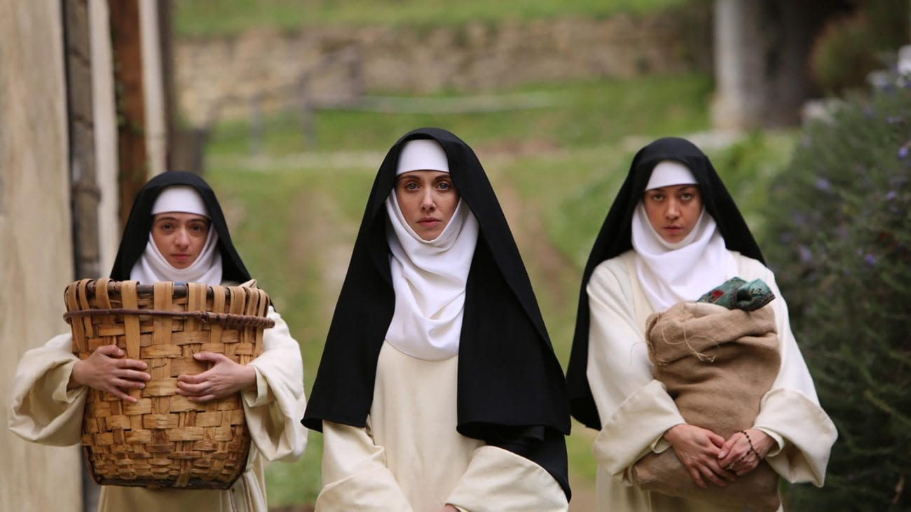'Decameron'-inspired 'The Little Hours' tries to be a comedy of Monty Python proportions, but is more akin to a juvenile bedroom farce.