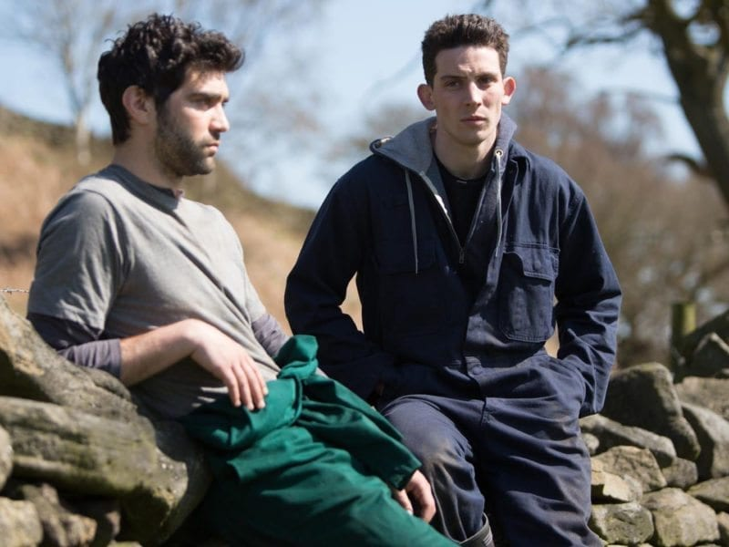 Writer/director Francis Lee's bracingly open-hearted 'God's Own Country' is a thrillingly romantic story set in the heart of rural Yorkshire.