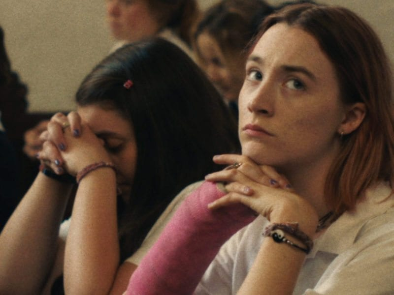 'Lady Bird' explores both the humor and pathos in the turbulent bond between a mother and her teenage daughter.
