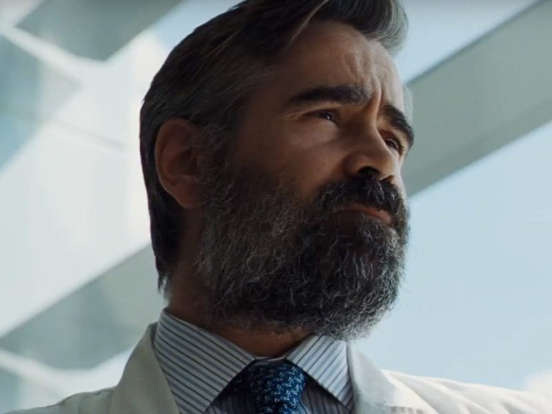 Darting between genres to subvert our expectations at every turn, 'The Killing of a Sacred Deer' cements Lanthimos in the pantheon of world-class auteurs.