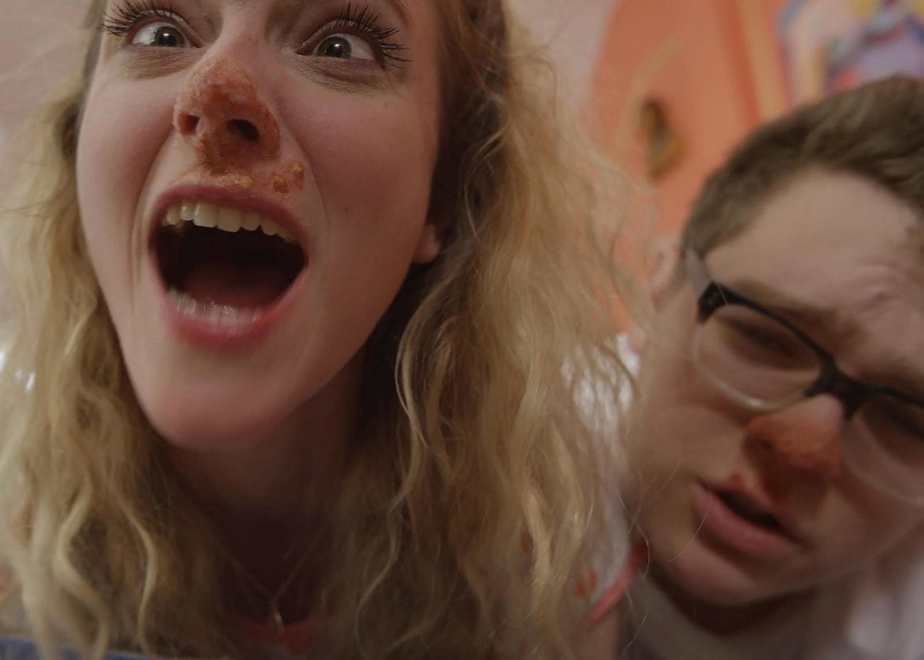 Filthy, deranged and utterly absurd, 'Assholes' follows Adam, Adah, and Aaron as they hook up and indulge in activities that'd make even Divine blush.