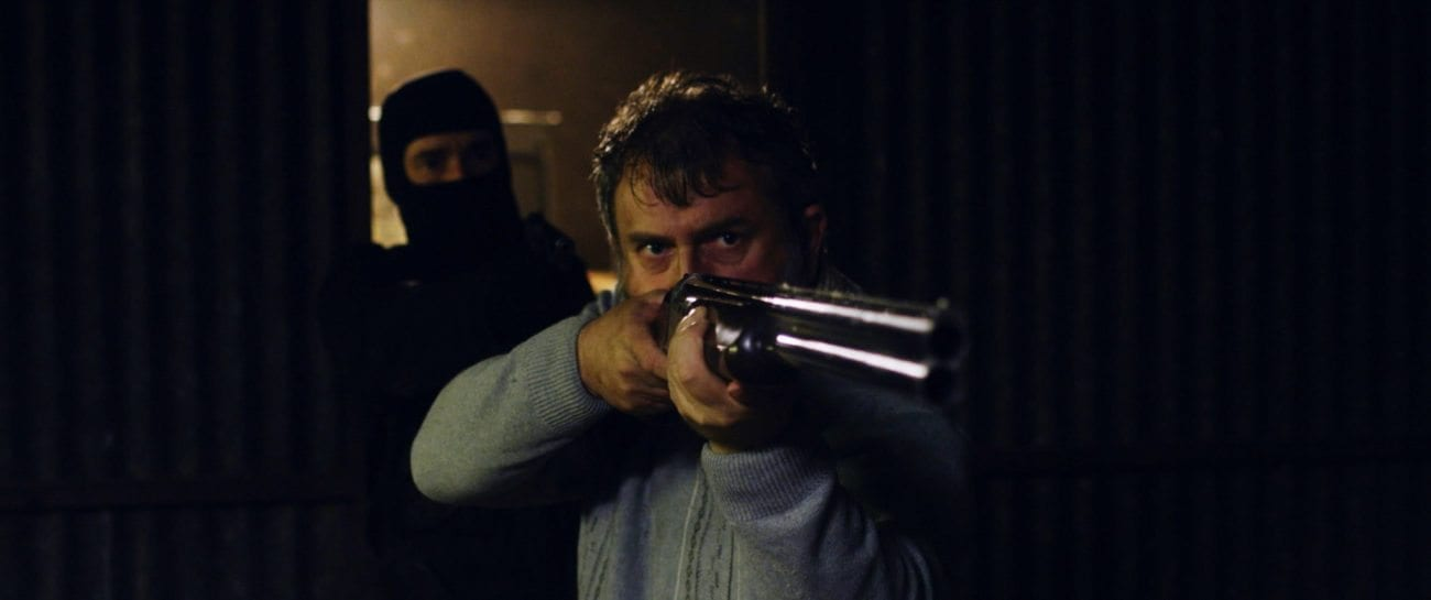 Chris Baugh's 'Bad Day for the Cut' is an attempt to fuse small-town Irishness with a little spice of Tarantino-esque action.