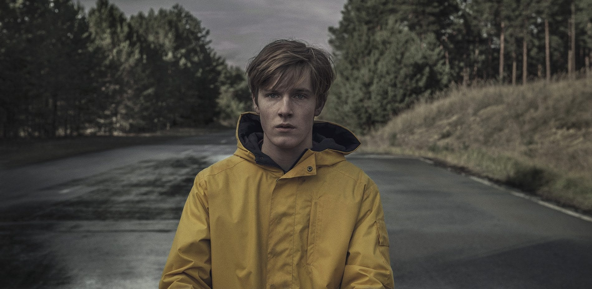 'Dark' is set in a German town in present day where the disappearance of two young children exposes the fractured relationships of four families.