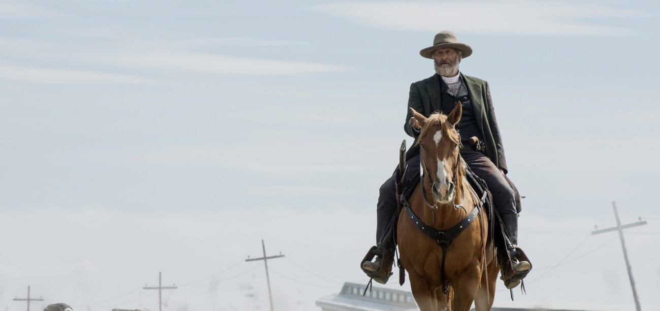Notorious criminal Frank Griffin and his gang of outlaws are on a mission of revenge in Netflix's 'Godless'.