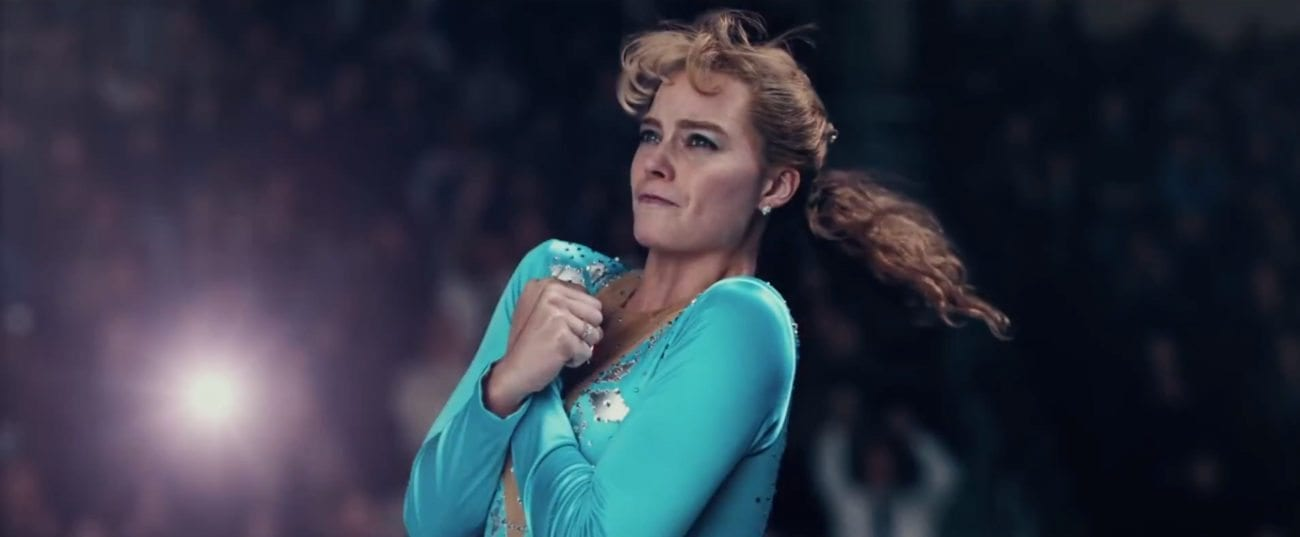 Craig Gillespie's 'I, Tonya' is an absurd, irreverent, and piercing portrayal of Harding's life and career in all of its unchecked – and checkered – glory.