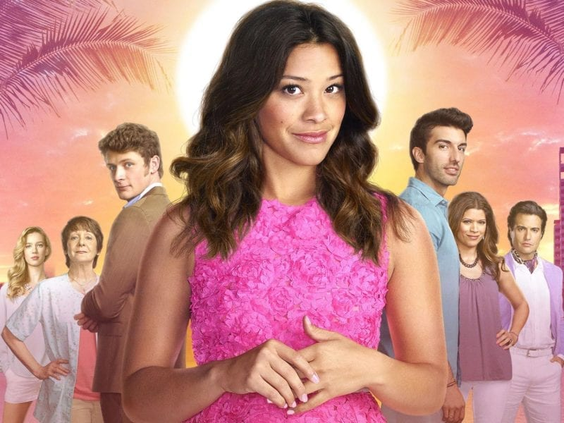 A woman's routine medical exam abruptly transforms her life into a story as complicated and dramatic as the telenovelas she loves in 'Jane the Virgin'.