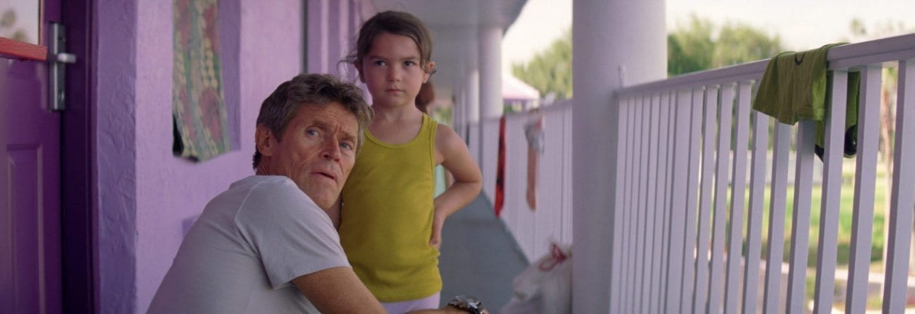 Warm, winning, and gloriously alive, Sean Baker's 'The Florida Project' is a deeply moving and unforgettably poignant look at childhood.