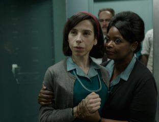 From master story teller, Guillermo del Toro, comes 'The Shape of Water' – an other-worldly fairy tale, set against the backdrop of Cold War era America.