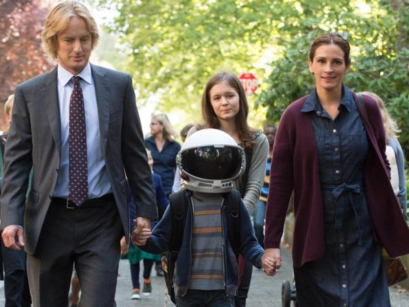 'Wonder' tells the inspiring and heartwarming story of August Pullman, who becomes the most unlikely of heroes when he enters fifth grade.