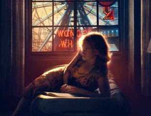 'Wonder Wheel' tells the story of four characters whose lives intertwine amid the hustle and bustle of the Coney Island amusement park in the 1950s.