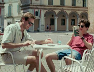Directed by Luca Guadagnino, 'Call Me by Your Name' is a sensual and transcendent tale of first love, based on the acclaimed novel by André Aciman.
