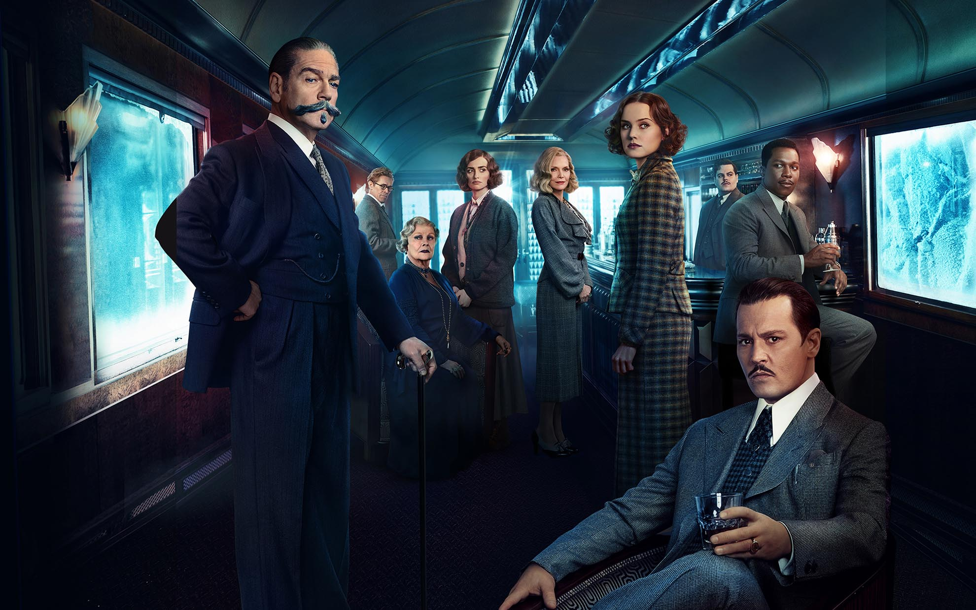 Kenneth Branagh's 'Murder on the Orient Express' has been primed for a sequel, starring Hercule Poirot again.