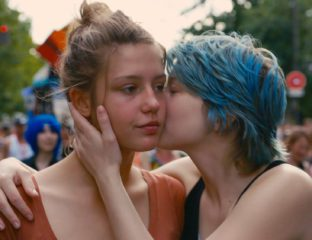 Hollywood still has an issue when it comes to dealing with lesbian sex scenes. 'Blue Is The Warmest Color' is mired in controversy.