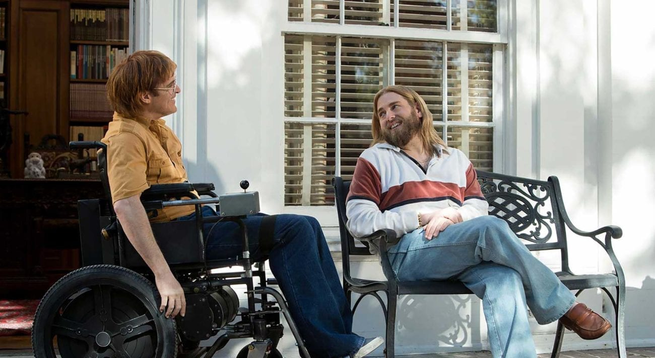 Hollywood is hitting pause on the awards ceremony festivities and heading down to Park City, Utah, where the 2018 Sundance Film Festival kicks off tomorrow. Four must-see films in the lineup from Amazon Studios include Gus Van Sant's 'Don't Worry, He Won't Get Far on Foot'.