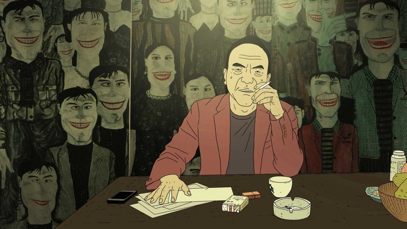 With 'Have a Nice Day', filmmaker Liu Jian delivers a whirlwind neo-noir which cements his place as a pioneering force in independent Chinese animation.