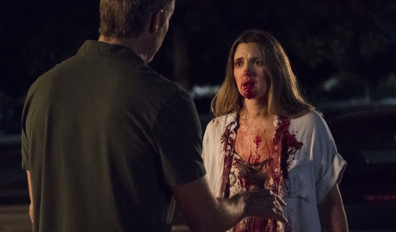 The 10 best Netflix Originals to beat the January blues: from 'Santa Clarita Diet', starring Drew Barrymore as a flesh-eating housewife who brings suburbia down a notch, to 'The Good Place', a show which will make you supremely appreciative of life.