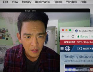 As content goes online, storytelling via device screens could soon be considered a cinematic convention – one that reflects our own digital habits.