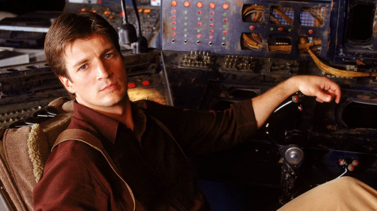 Throughout his varied career, Nathan Fillion has shown an impressive range of roles in a variety of cult-status films & TV shows.