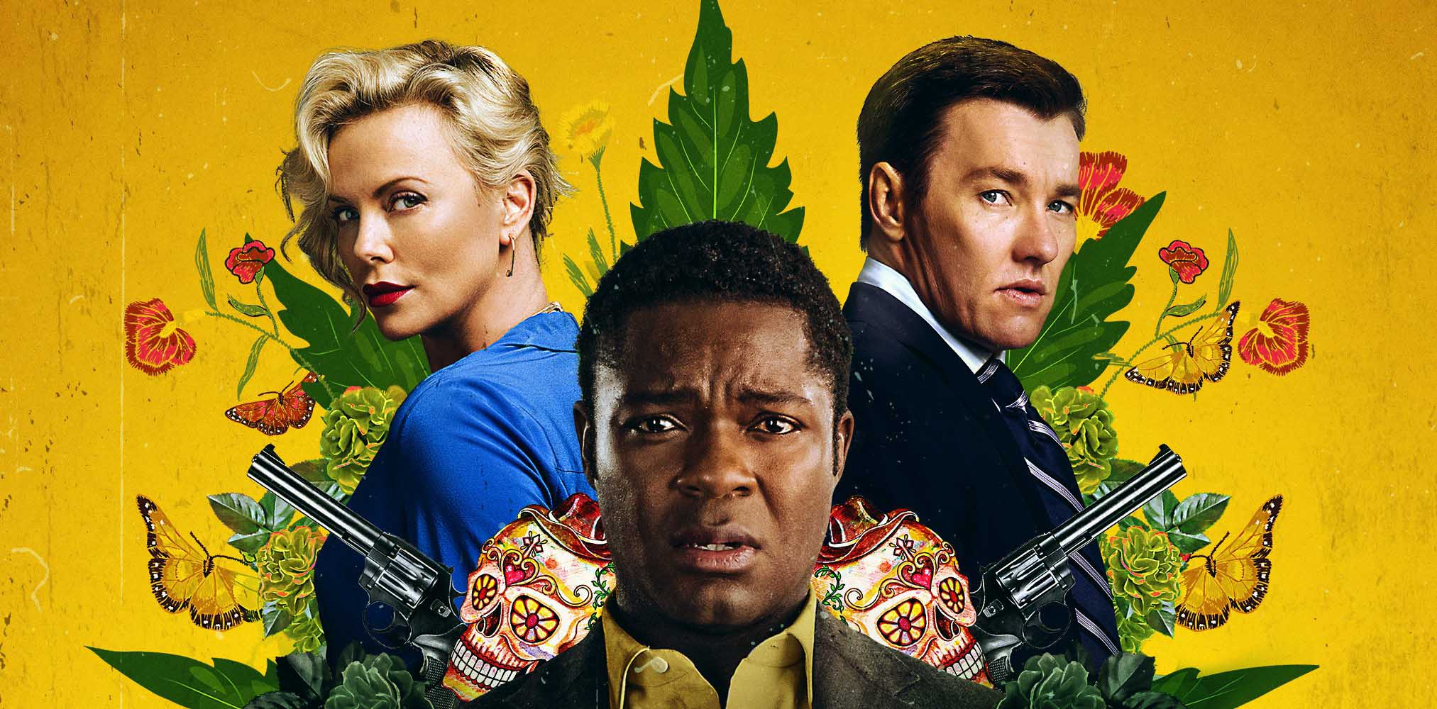 A mild-mannered businessman finds himself at the mercy of local drug lords and a morally conflicted black-ops mercenary in Nash Edgerton's 'Gringo'.