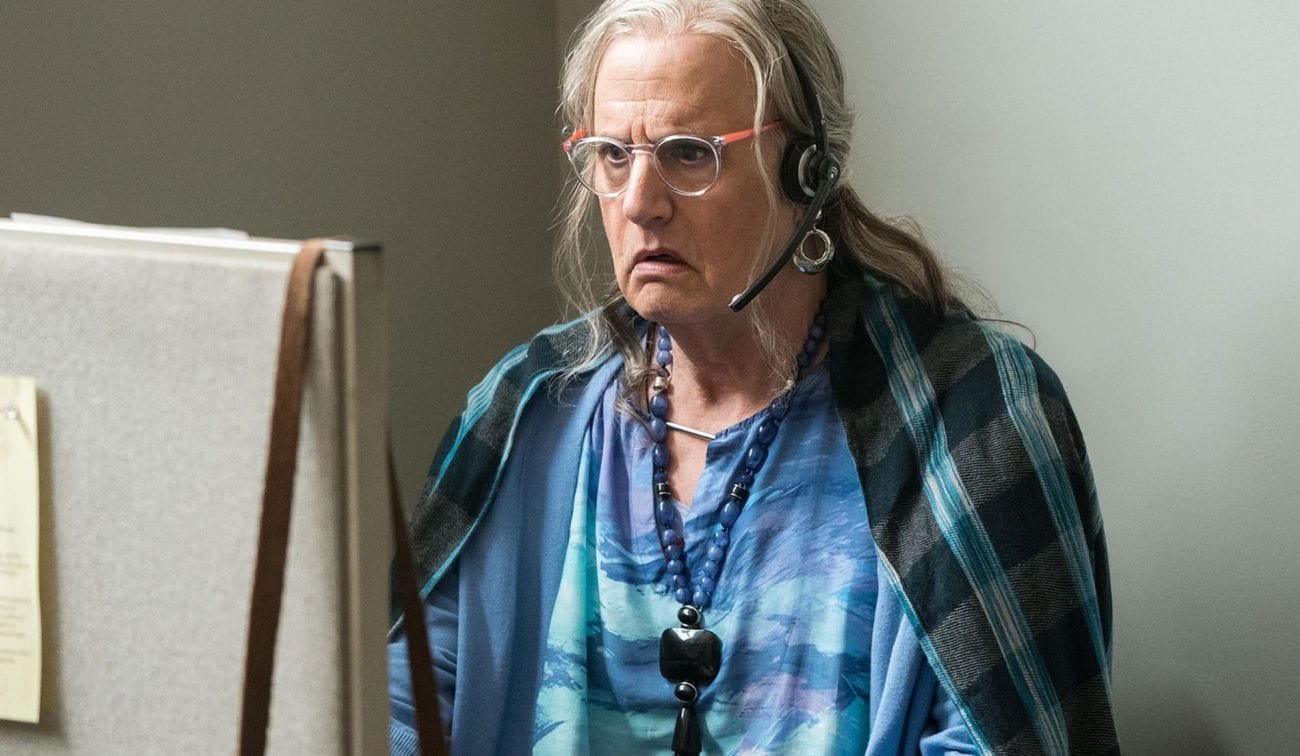 "It's official: 'Transparent' is moving on without Maura. Jeffrey Tambor has been given the kick from Jill Soloway's hit Amazon show after an investigation apparently suggested his behavior ""could not be justified or excused under scrutiny."""