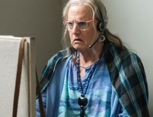 """It's official: 'Transparent' is moving on without Maura. Jeffrey Tambor has been given the kick from Jill Soloway's hit Amazon show after an investigation apparently suggested his behavior """"could not be justified or excused under scrutiny."""""""