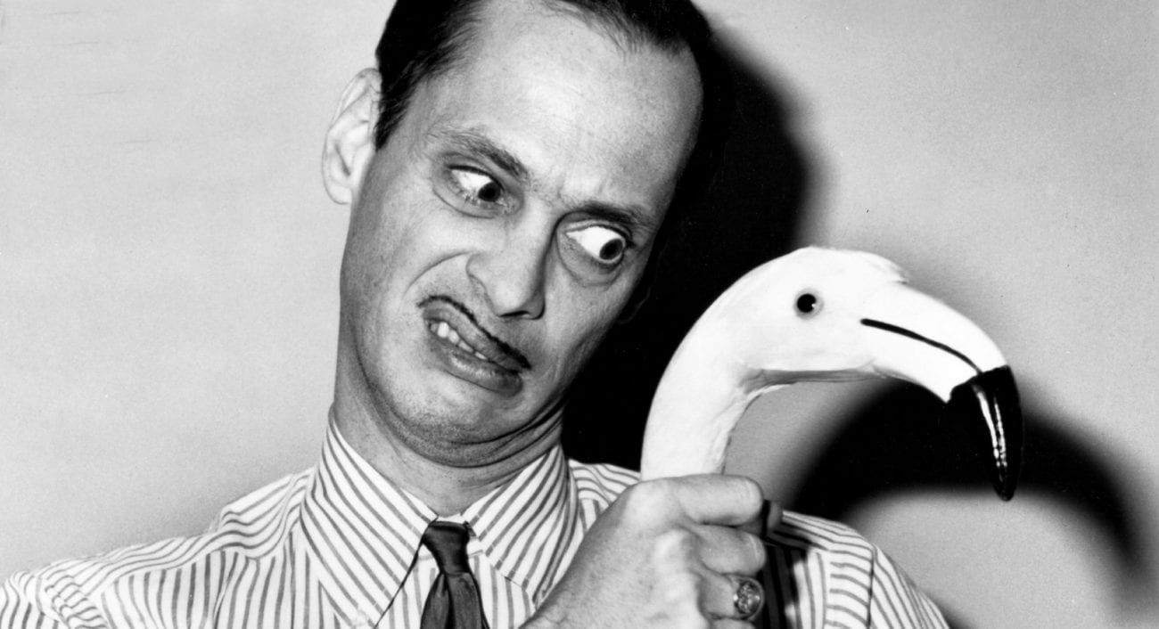 "Here are ten key moments from John Waters's career that illustrate his progression as a filmmaker, LGBTQI icon, and self-proclaimed ""Pope of Trash""."