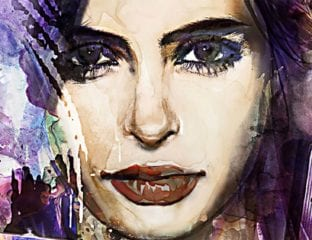 Usually found drinking a bottle of whiskey a day – a habit we can't discourage enough – Krysten Ritter's scowling, biting performance as 'Jessica Jones' ranks high among our favorite addicts we can't help but love despite their bad decisions.