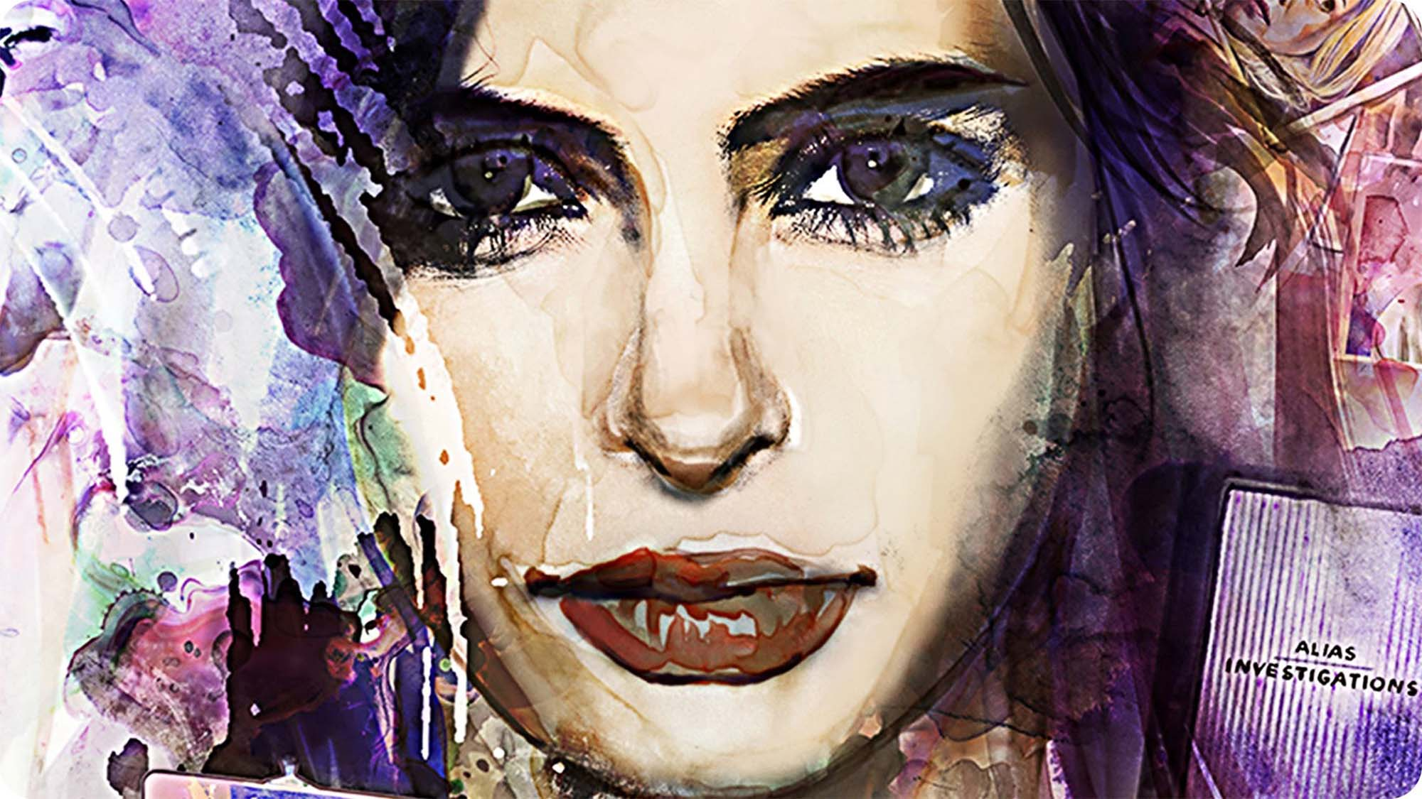 Krysten Ritter's scowling, biting performance as Jessica Jones ranks high among our favorite addicts we can't help but love despite their bad decisions.