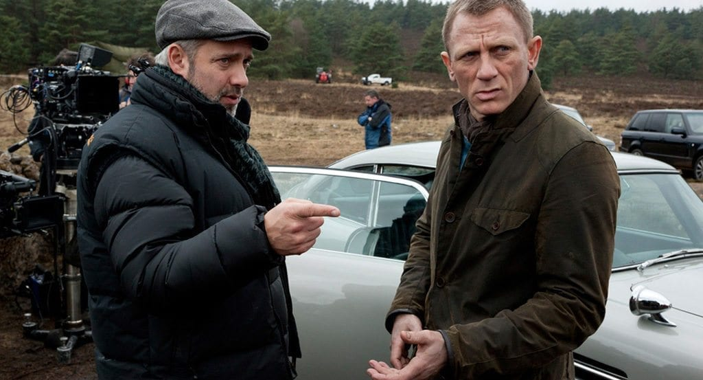 Why Sam Mendes is one of the best Bond directors of all time
