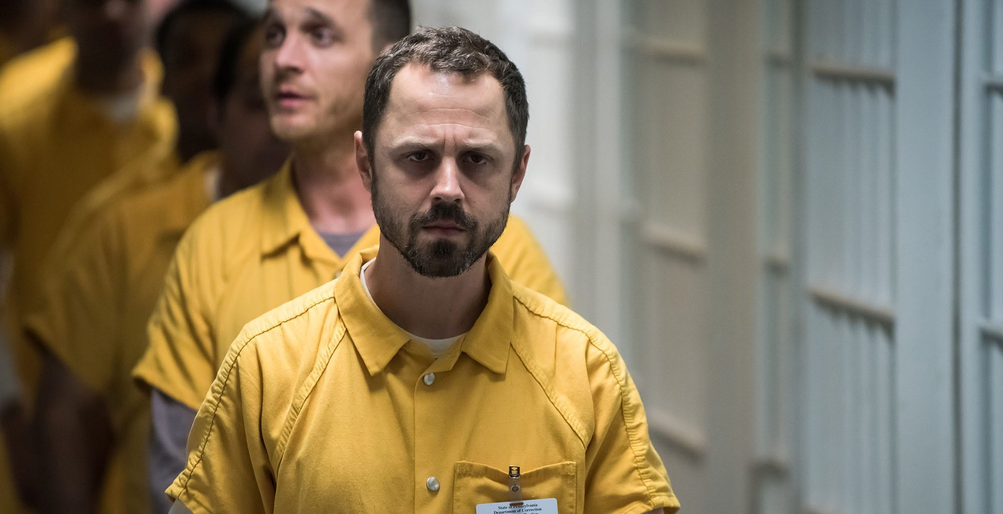 From executive producer Bryan Cranston comes 'Sneaky Pete', an exciting series about a con-man, Marius, on the run from a vicious gangster.