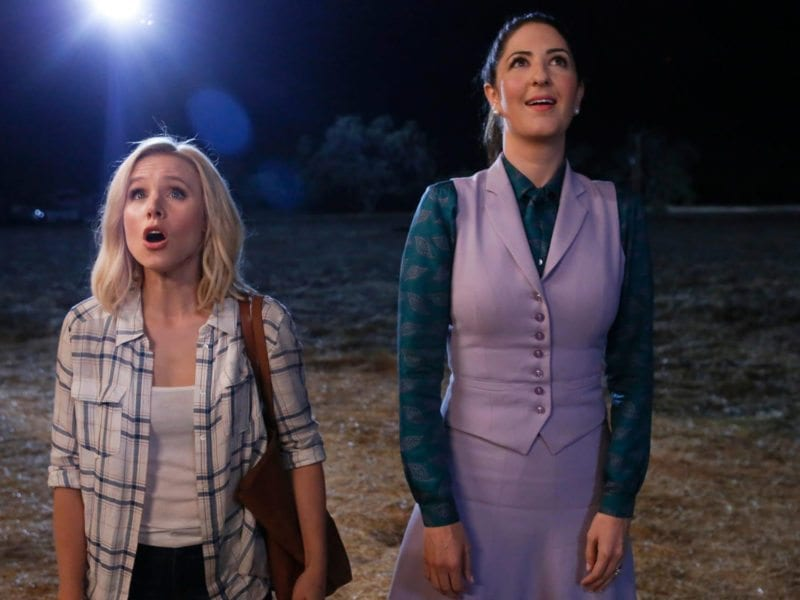 To celebrate the puntastic visual flair that's been present in 'The Good Place' episodes since day one, we've rounded up its best visual gags.