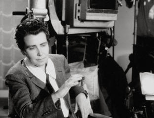 Dorothy Arzner was an absolute boss. She joins the ranks of several other badass females, women who shook up the film industry and moved it forward.